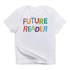 Future Reader Grunge Infant T-Shirt
