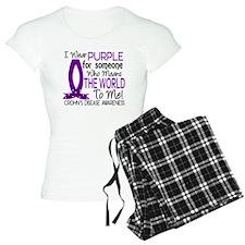 Means World To Me 1 Crohn's Disease Shirts Pajamas