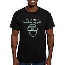 3-who-all-seen-the-leprechaun T-Shirt