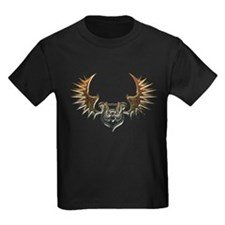 Industrial curved bat (gold) T