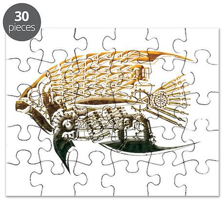 Industrial fish Puzzle