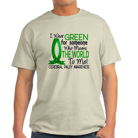 Means World To Me 1 CP Light T-Shirt