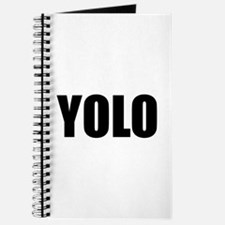 YOLO (You Only Live Once) Journal