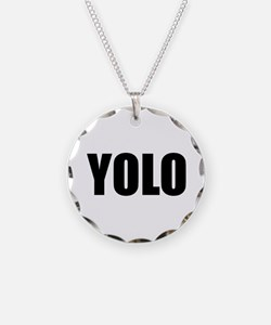YOLO (You Only Live Once) Necklace