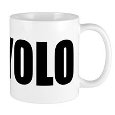 YOLO (You Only Live Once) Mug
