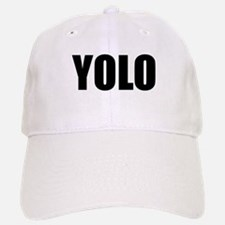 YOLO (You Only Live Once) Baseball Baseball Cap
