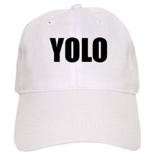 YOLO (You Only Live Once) Baseball Cap