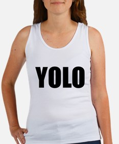 YOLO Women's Tank Top