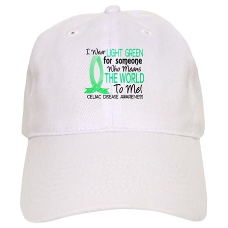 Means World To Me 1 Celiac Disease Shirts Cap