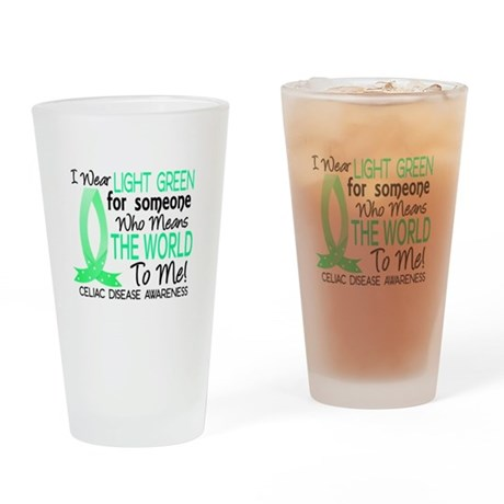 Means World To Me 1 Celiac Disease Shirts Drinking