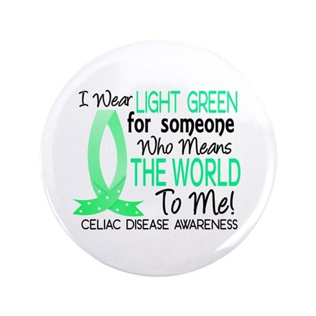 "Means World To Me 1 Celiac Disease Shirts 3.5"" But"