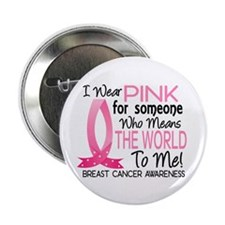 """Means World To Me 1 Breast Cancer Shirts 2.25"""" But"""