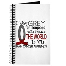 Means World To Me 1 Brain Cancer Shirts Journal