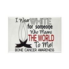Means World To Me 1 Bone Cancer Shirts Rectangle M