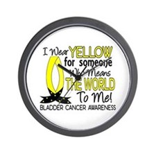Means World To Me 1 Bladder Cancer Shirts Wall Clo