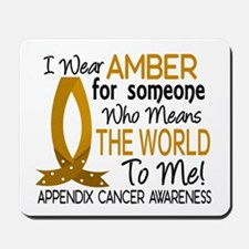 Means World To Me 1 Appendix Cancer Shirts Mousepa