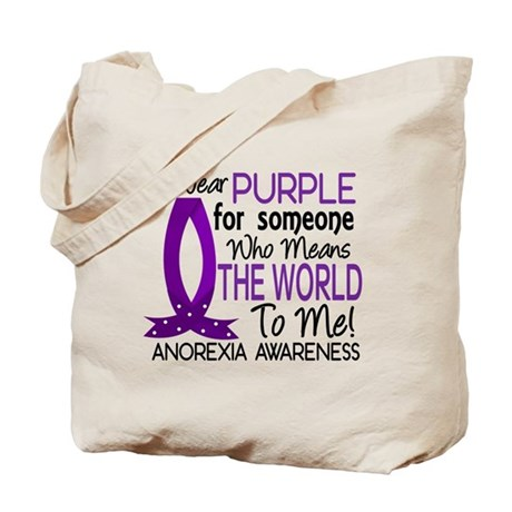 Means World To Me 1 Anorexia Shirts Tote Bag