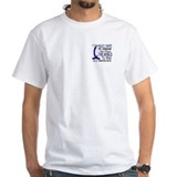 Als Mens White T-shirts