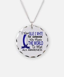 Means World To Me 1 ALS Shirts Necklace