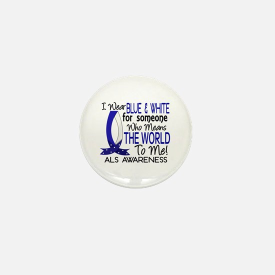 Means World To Me 1 ALS Shirts Mini Button