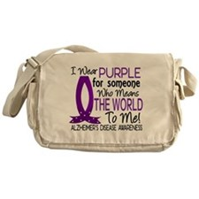 Means World To Me 1 Alzheimer's Disease Shirts Mes