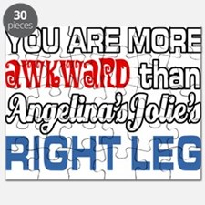 Angelina's Leg Puzzle