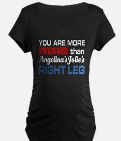 Angelina's Leg T-Shirt