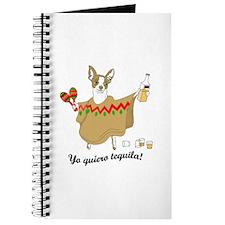 Yo Quiero Tequila Chihuahua Journal