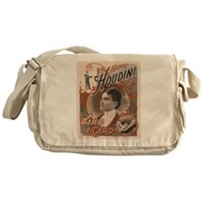 Houdini Performance Poster Messenger Bag