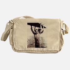 Rudolph Valentino Swimsuit Pi Messenger Bag