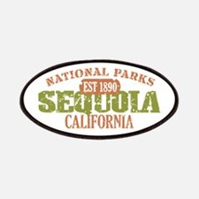 Sequoia National Park CA Patches