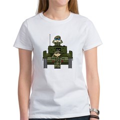 Army Soldiers and Tank Tee