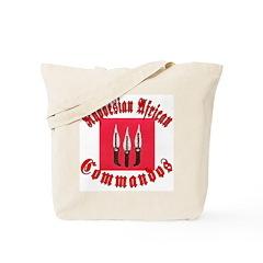 Rhodesia Commandos Tote Bag