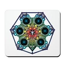Tessalarian SnowFlake Mousepad