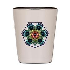 Tessalarian SnowFlake Shot Glass