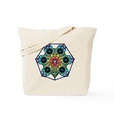 Tessalarian SnowFlake Tote Bag