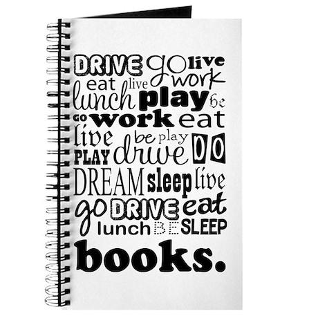 Eat Sleep Books Journal