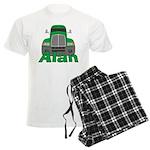 Trucker Alan Men's Light Pajamas