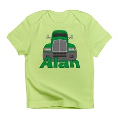 Trucker Alan Infant T-Shirt