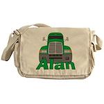 Trucker Alan Messenger Bag