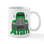Trucker Alan Mug