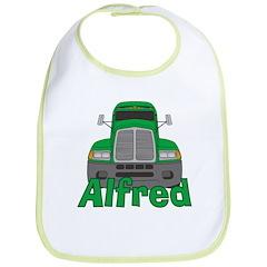 Trucker Alfred Bib