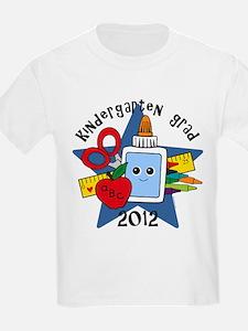School Supplies Kind Grad 12 T-Shirt