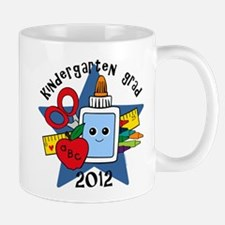 School Supplies Kind Grad 12 Mug