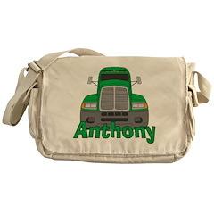 Trucker Anthony Messenger Bag