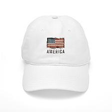 Vintage America Baseball Cap