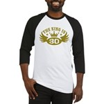 The King is 30 Baseball Jersey