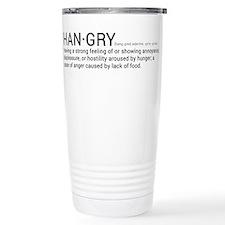 Ceramic Travel Hangry Mug