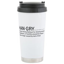 Stainless Steel Travel Hangry Mug