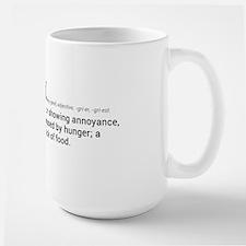 Large Hangry Mug